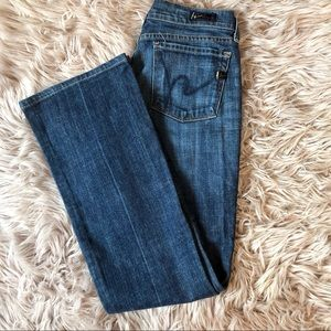 Citizens of Humanity Bootcut Jeans Kelly Cut